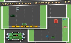 Speedy Highway Car screenshot 3/5