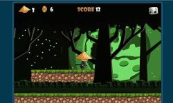 Samurai Run 2 screenshot 2/4