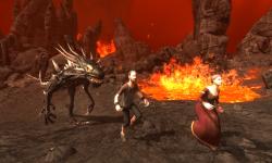 Raptor Queen Simulator 3D screenshot 3/6