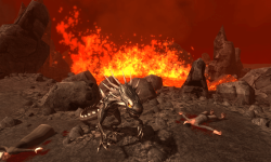Raptor Queen Simulator 3D screenshot 6/6