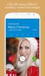 Christmas Fake Call screenshot 3/6