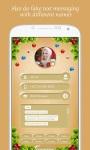 Christmas Fake Call screenshot 4/6
