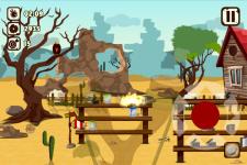 Slingshot range: Golden target screenshot 1/6