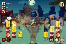 Slingshot range: Golden target screenshot 3/6