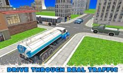 Transport Truck Milk Delivery screenshot 3/4