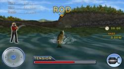 Bass Fishing 3D on the Boat total screenshot 1/6
