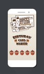 Birthday card maker screenshot 4/4