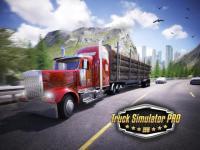 Truck Simulator PRO 2016 total screenshot 5/6