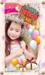 Photo On Birthday Cake maker screenshot 3/4