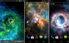 Galaxy Pack customary screenshot 2/6