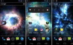 Galaxy Pack customary screenshot 6/6