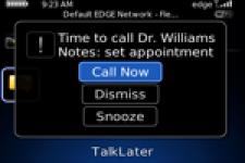 TalkLater screenshot 1/1