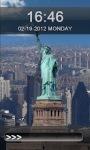 Statue Of Liberty Go Locker Theme screenshot 1/3