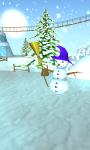 Snow 3D LWP screenshot 1/3