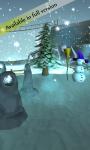 Snow 3D LWP screenshot 2/3