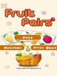 Fruit Pairs Free screenshot 2/6
