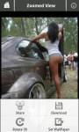 Hot Girls Fast Cars screenshot 3/5