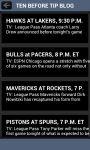 American Basketball News screenshot 4/6