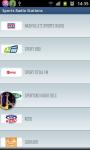Sports Radio Stations screenshot 5/6