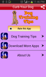 Dog Training Tips And Tricks  screenshot 1/5