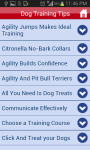 Dog Training Tips And Tricks  screenshot 2/5