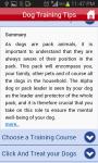 Dog Training Tips And Tricks  screenshot 3/5