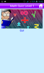 Math Quiz 4 Secondary Students screenshot 2/4