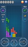 Tetris games screenshot 3/3