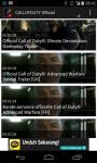 Call of Duty Video screenshot 1/6
