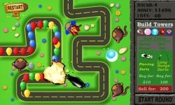 Monkey Tower Defense II screenshot 2/4