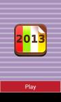 Guess The 2013s screenshot 6/6