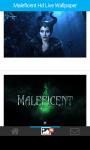 Maleficent Hd Live Wallpaper screenshot 3/6