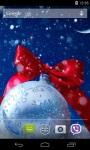 Christmas Live Wallpaper 3d parallax effect screenshot 1/4