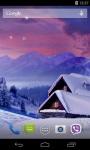 Christmas Live Wallpaper 3d parallax effect screenshot 2/4