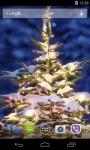 Christmas Live Wallpaper 3d parallax effect screenshot 4/4