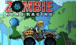 Zombie road racing screenshot 1/6