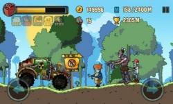 Zombie road racing screenshot 3/6
