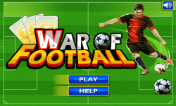 War Of Football screenshot 3/3