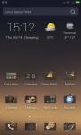 CM Launcher Twilight Theme screenshot 1/4