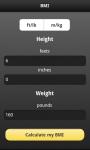 Your BMI Calculator screenshot 2/6