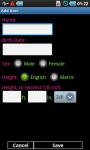 Your BMI Calculator screenshot 4/6