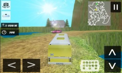 Real Bus Simulator Off-Road 3D screenshot 1/4