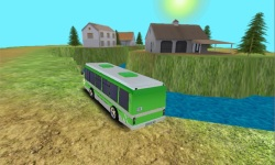 Real Bus Simulator Off-Road 3D screenshot 4/4