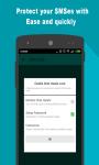 SMS And Messengers Lock Zplus screenshot 2/6
