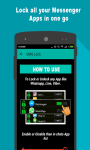 SMS And Messengers Lock Zplus screenshot 3/6