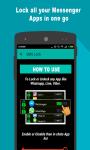 SMS And Messengers Lock Zplus screenshot 6/6