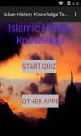 Islam History Knowledge test screenshot 1/6