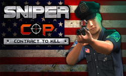 Sniper Cop Contract to kill 3D screenshot 1/6