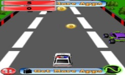 Police Car Speed Racer screenshot 3/6