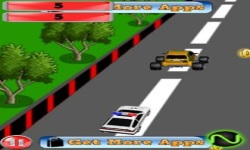 Police Car Speed Racer screenshot 5/6